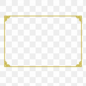 Certificate Border - Download Angle Icon PNG