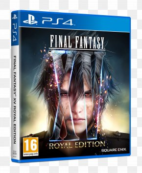 Final Fantasy Xv Noctis Fanart - Final Fantasy XV Final Fantasy XIV PlayStation 4 Video Game Xbox One PNG
