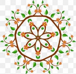 Creative Floral Design - Floral Design Ornament Flower Clip Art PNG
