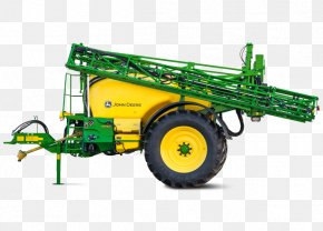 Tractor - John Deere Agriculture Agricultural Machinery Tractor Combine Harvester PNG