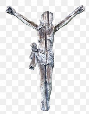 Christian Cross - Crucifix Christ The Redeemer Statue Christianity PNG