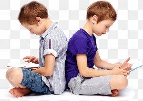 Kids - IPad Laptop Stock Photography Child Computer PNG