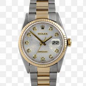 Flt - Rolex Datejust Watch Patek Philippe & Co. Clock PNG