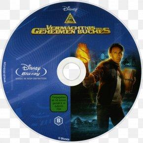 National Treasure - Blu-ray Disc National Treasure Adventure Film DVD PNG