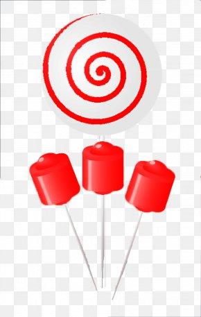 Big Lollipop Picture Material - Lollipop Candy Gratis PNG