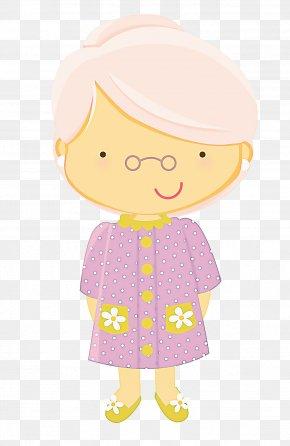 Child Child Art - Cartoon Pink Clip Art Child Art Child PNG