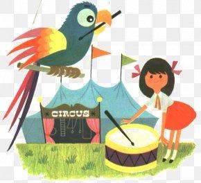 Circus - Circus Cartoon Illustration PNG