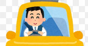Taxi Driving - Taxi Car 運転代行 Driver Driving PNG