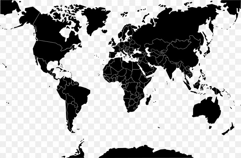 World Map Locator Map, PNG, 3958x2596px, World Map, Art