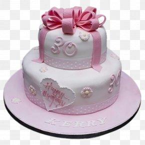 Multi-layer Birthday Cake - Torte Birthday Cake Cake Decorating Sugar Cake PNG
