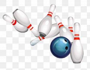 Bowling Picture Material - Bowling Pin Bowling Ball Ten-pin Bowling Stock Photography PNG