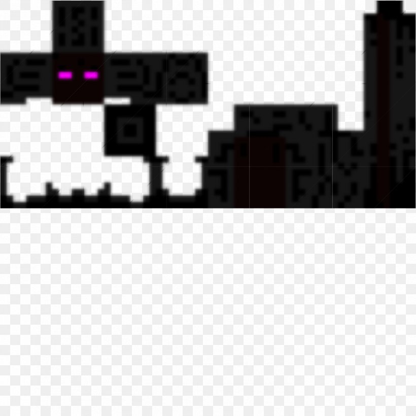 Minecraft Pocket Edition Enderman Herobrine Mob Png