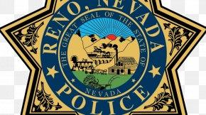 Police Dog - Reno Police Department Police Officer Badge Law Enforcement PNG