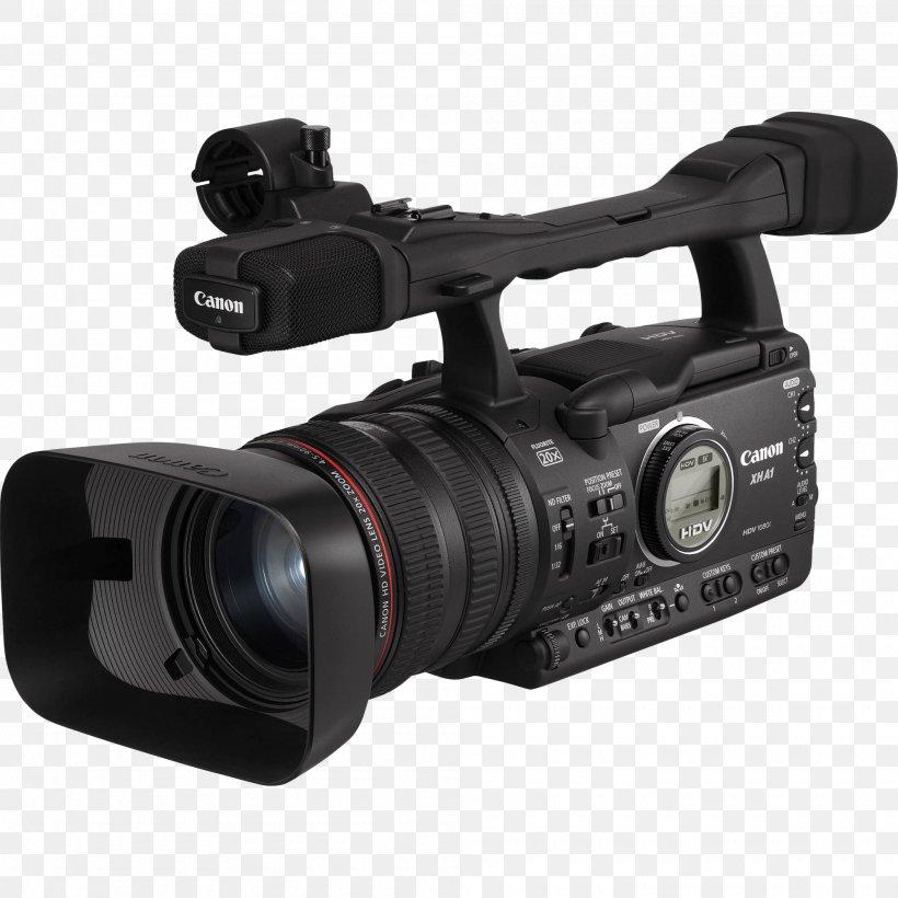 Video Cameras HDV Canon, PNG, 2000x2000px, Video Cameras, Camcorder, Camera, Camera Accessory, Camera Lens Download Free