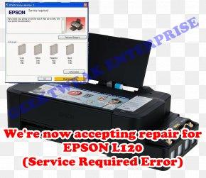 City-service - Electronics Accessory Micro Piezo Epson Printer PNG