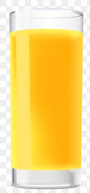 Glass Of Orange Juice Clipart Image - Orange Juice Harvey Wallbanger Orange Drink PNG