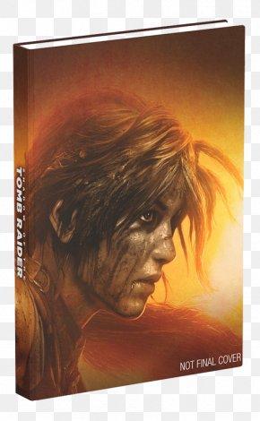 Newspaper Headline - Shadow Of The Tomb Raider Lara Croft Rise Of The Tomb Raider PlayStation 4 PNG