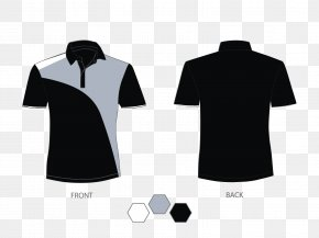 T-shirt - T-shirt Jersey Polo Shirt Collar PNG