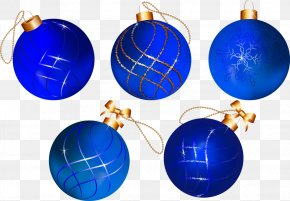 Christmas - Christmas Ornament Blue Stock Photography Clip Art PNG