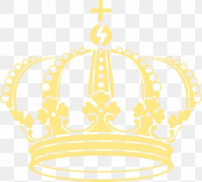 Vector Golden Crown - Crown Icon PNG