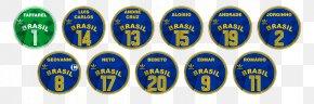 Brasil Futebol - Brazil National Football Team Brand Logo Naruto Art PNG