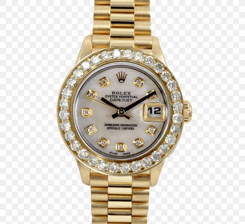 Rolex Datejust Watch Diamond Rolex Day-Date, PNG, 748x748px, Rolex Datejust, Bracelet, Brand, Carat, Colored Gold Download Free