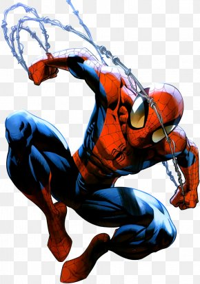 Spiderman Comic File - Ultimate Spider-Man Power And Responsibility Miles Morales AllPosters.com PNG