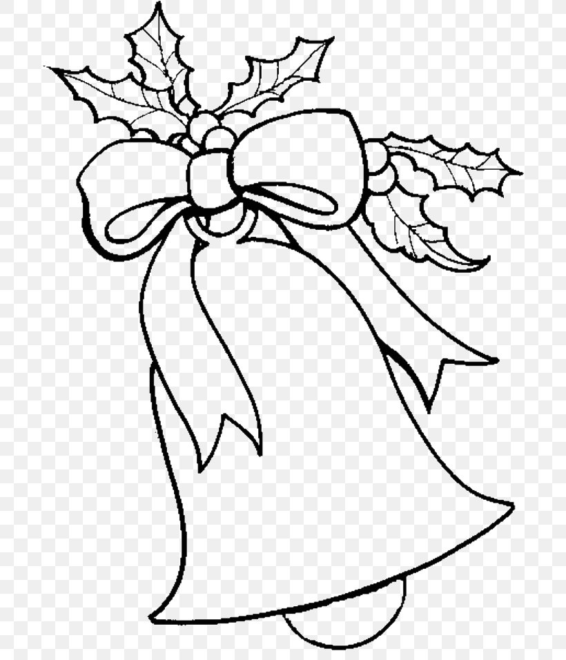 Christmas Drawing Jingle Bell Clip Art, PNG, 700x956px