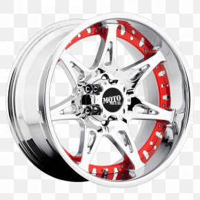 Chrome Plate - Alloy Wheel Metal Spoke Rim PNG