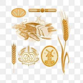 Coarse Grains Rice Wheat - Common Wheat Royalty-free Mill Clip Art PNG