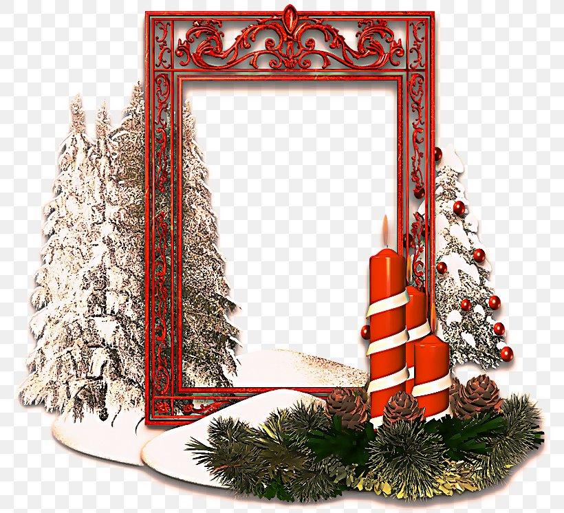 Christmas And New Year Background, PNG, 800x746px, Picture Frames, Art, Centerblog, Christmas, Christmas Day Download Free