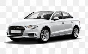 Audi - 2018 Audi A3 2.0T Premium Sedan Car 2018 Audi A6 Sedan PNG