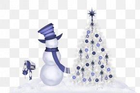 Snowman Christmas - Santa Claus Snowman Christmas PNG