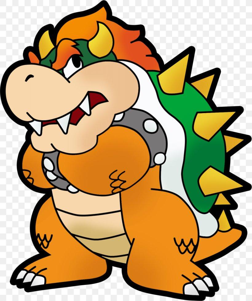 Bowser Super Paper Mario Mario Luigi Paper Jam Png