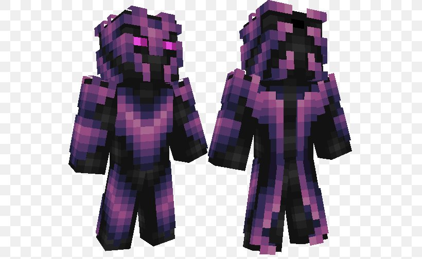 Minecraft Mods Enderman Skin Png 576x504px Minecraft