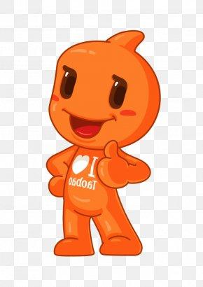 Taobao Doll - China Alibaba Group Taobao Mascot Costume PNG