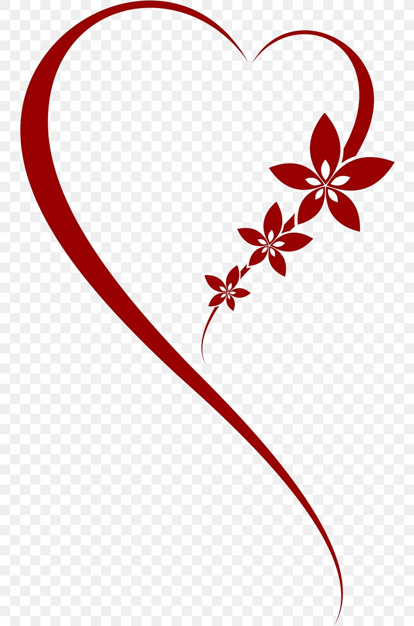 Heart Tattoo Drawing Child Woman Png 744x1240px