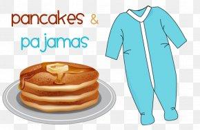 Pj Cliparts - Pancake Pajamas Breakfast Hash Browns Clip Art PNG