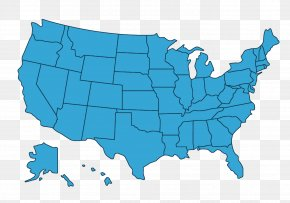 United States - United States Map U.S. State State Legislature Republican Party PNG
