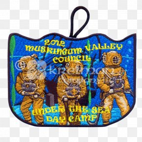 Under Sea - Boy Scouts Of America Krelman Trademark Under The Sea United States PNG