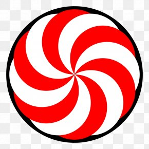 Candy Cliparts - Candy Cane Peppermint Clip Art PNG