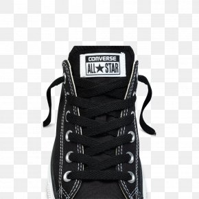 Lace Edge - Converse Chuck Taylor All-Stars Shoelaces Sneakers PNG