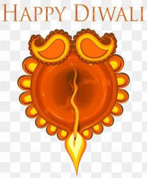 Happy Diwali Decoration Clip Art Image - Bitter Orange Peel Town Rutaceae PNG