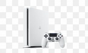 Sony PlayStation 4 Slim Video Game Consoles PNG