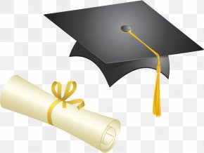 Design - Graduation Ceremony Diploma Square Academic Cap PNG