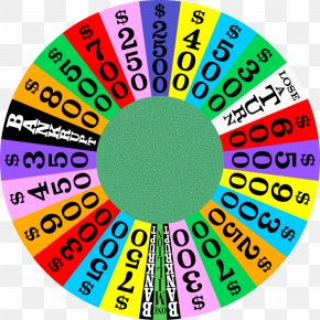 Fortune Wheel - Game Show Network Graphic Design Art Television Show PNG