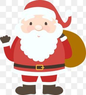 Santa Claus - Santa Claus Clip Art Christmas Reindeer PNG