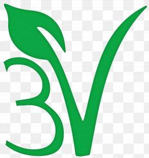 Symbol Plant - Green Leaf Logo Line Font PNG