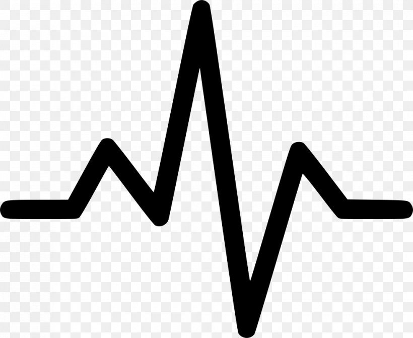 Electrocardiography Pulse Clip Art, PNG, 980x802px, Electrocardiography, Area, Black And White, Brand, Fotolia Download Free