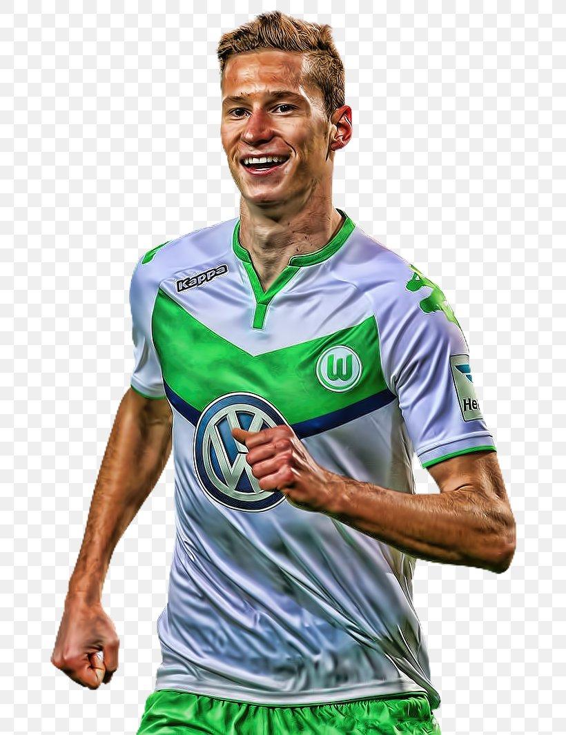 Julian Draxler Football Player Jersey Desktop Wallpaper Png